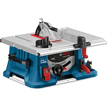 Bosch Professional Tischkreissäge GTS 635-216 (1600 Watt, Sägeblatt-Ø: 216 mm, Sägeblattbohr-Ø: 30 mm, im Karton)