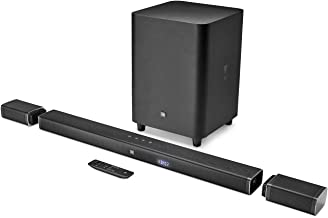 Best JBL Bar 5.1 - Channel 4K Ultra HD Soundbar with True Wireless Surround Speakers Review