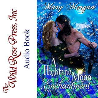 A Highland Moon Enchantment (A Tale from the Order of the Dragon Knights) audiobook cover art