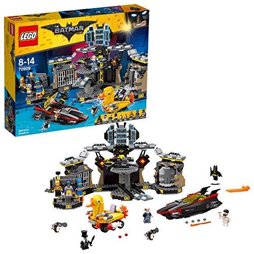 Batman Lego Figuras Intrusos en la batcu...