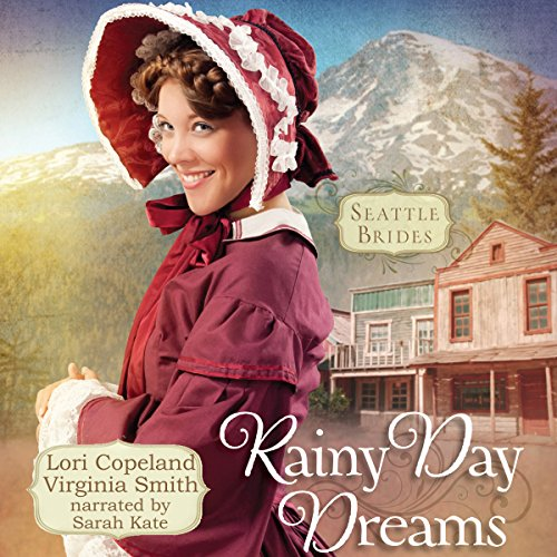 Rainy Day Dreams audiobook cover art