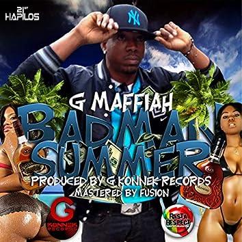 Badman Summer - Single