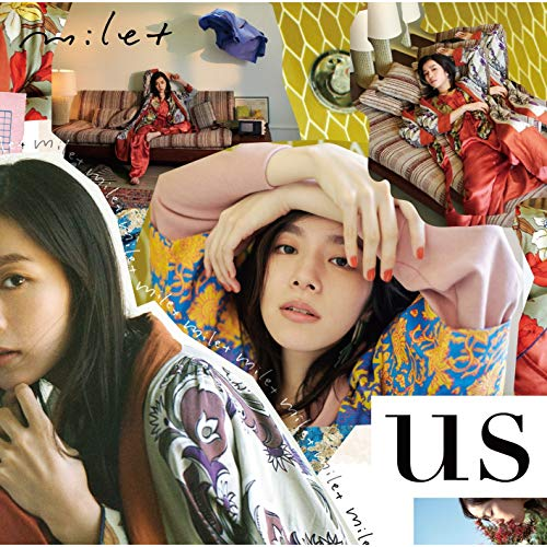 [Album]us – milet[FLAC + MP3]