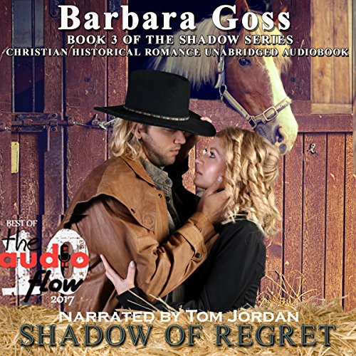 Shadow of Regret audiobook cover art