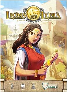 ボードゲーム Lions of Lydia 和訳付き輸入版