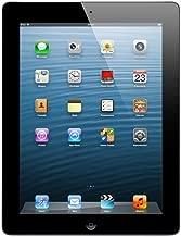 Apple iPad 4 (16 GB, Wi-Fi, A6X, Tablet 24,6 cm (9,7in), 2048 x 1536 Pxeles) Color Negro (Reacondicionado)