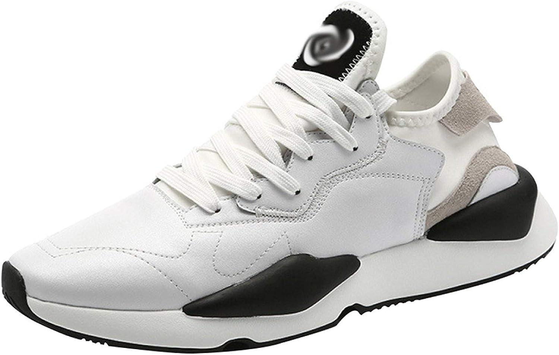 Oudan Oudan Oudan Männer Und Frauen Mode Sportschuhe Laufschuhe Atmungsaktiv Mesh Paar Schuhe Fitness Schuhe (Farbe   Male4, Größe   42EU) a72916
