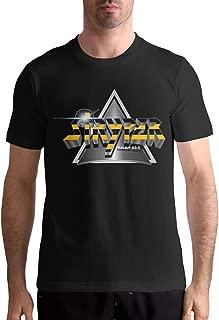 Stryper Man Crewneck Ultra Cotton Comfort Short Sleeve Adult T-Shirt