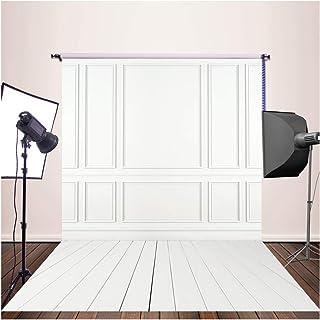 150x220cm weißer Vinyl Fotografie Hintergrund für Studio oder zu Hause Kinder Bilder FT 6395
