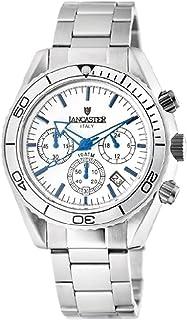 ランカスター 腕時計 イタリアブランド クロノグラフ OLA0500SL/CL [並行輸入品]