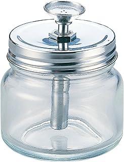 ホーザン(HOZAN) クリーンポット ハンドラップ カメラレンズの清掃に 無水アルコール、エタノール ガラス容器 容量125mL Z-76