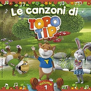 Le canzoni di Topo Tip, Vol. 1