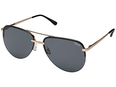 QUAY AUSTRALIA Quay x JLo The Playa (Rose/Smoke) Fashion Sunglasses