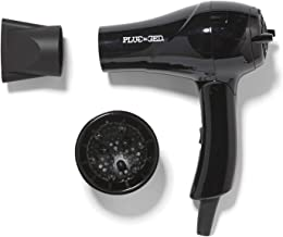 Plugged In Dual Voltage Travel Hair Dryer, 1000 Watts