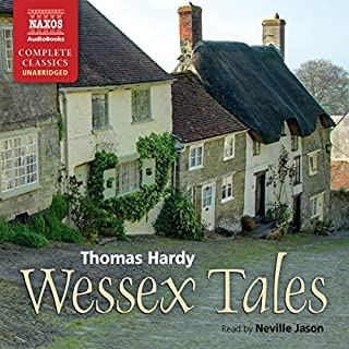 Wessex Tales cover art