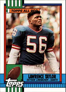 1990 Topps #52 Lawrence Taylor