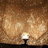 super1798Romatic cielo Cosmos Star Master proyector noche estrellada luz lámpara de regalo