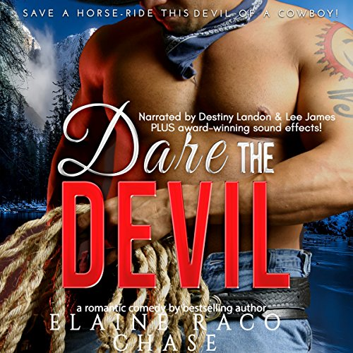 Dare the Devil audiobook cover art
