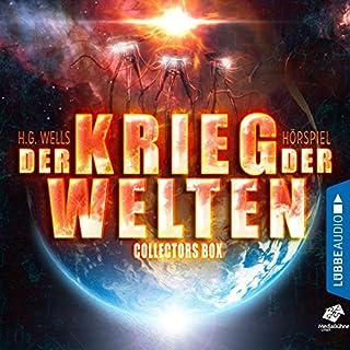 Der Krieg der Welten. Collectors Box Titelbild