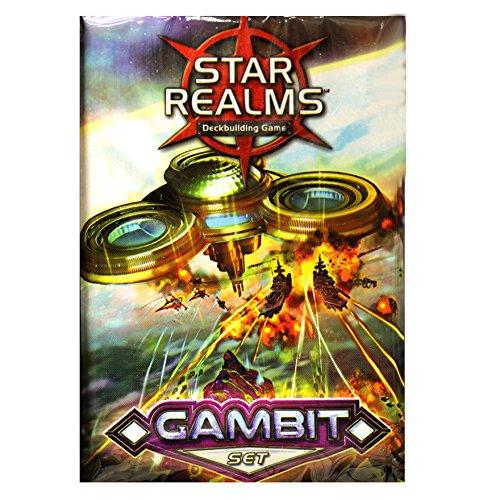 Star Realms Deckbuilding Game - Gambit Expansion Pack mit 20 Karten (deutsch)