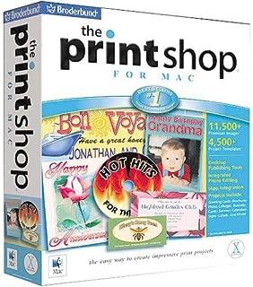 Broderbund Print Shop for Mac 8