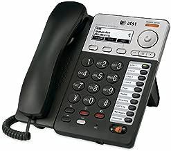 AT&T SB35020 Standard Phone - Black, Silver