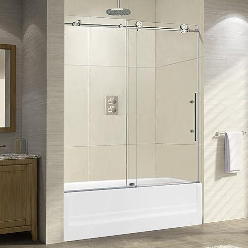 Sensational Bathroom Glass Doors Amazon Com Download Free Architecture Designs Scobabritishbridgeorg
