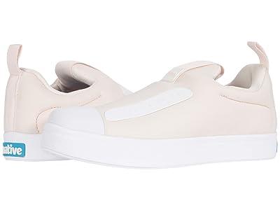 Native Kids Shoes Jefferson Hero Sneaker (Little Kid) (Milk Pink/Shell White) Girl