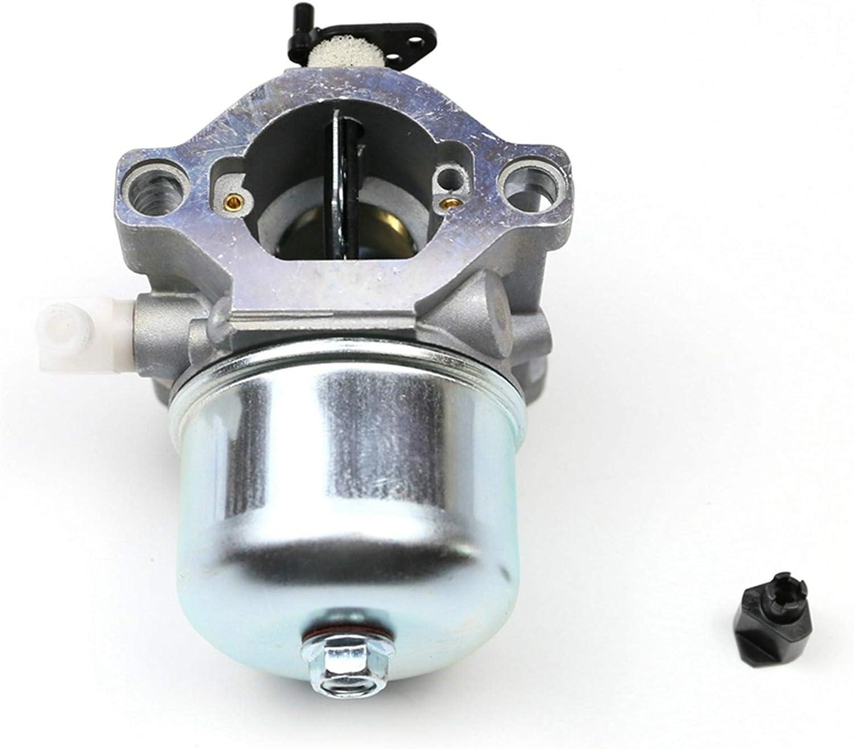 WATPET Filtros de Aceite de reemplazo automotriz y Acceso Carburador de carburador carburador para Briggs & Stratton 699831 694941 Cortacésped Tractor Carbo 499158 para Motor Diesel y Gasolina.