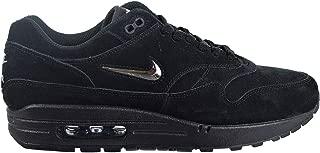 Nike Mens Air Max 1 Premium SC Black/Chrome Suede Size 10