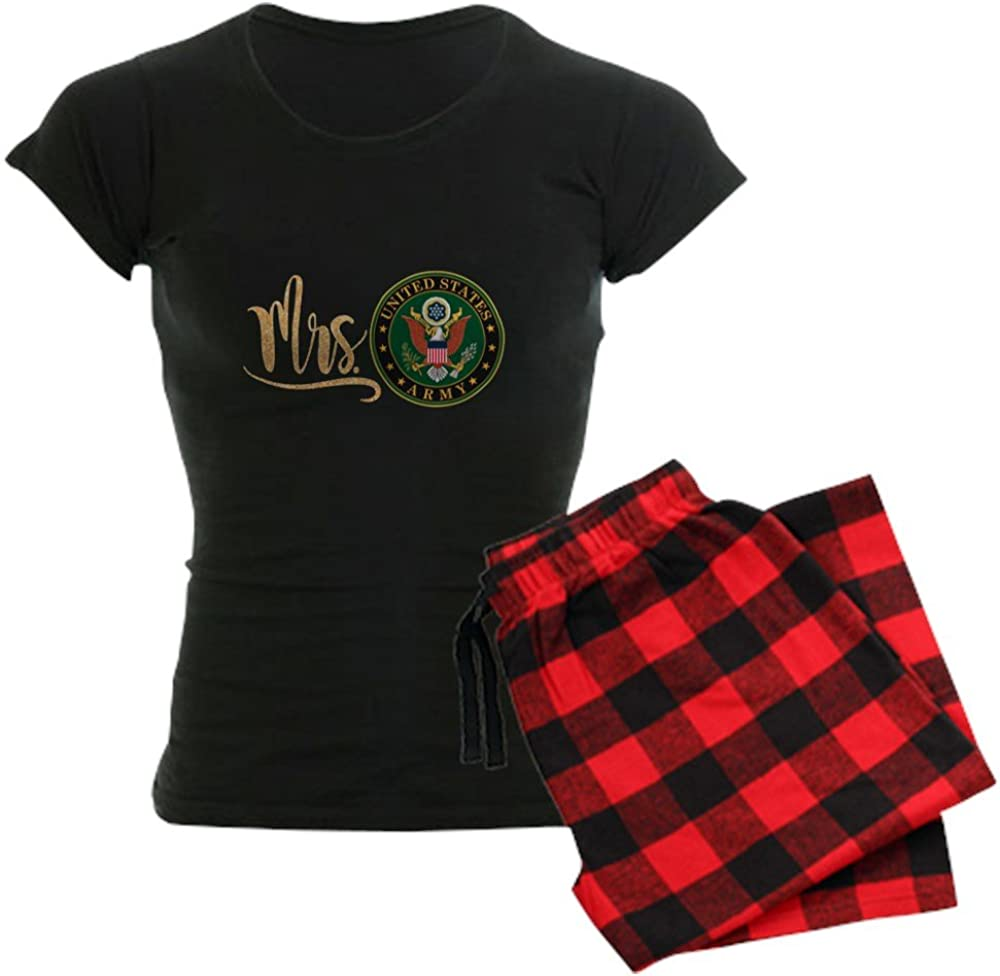 CafePress Mrs. OFFicial Army Women's PJs Free Shipping New