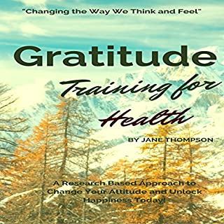Gratitude Training for Health cover art