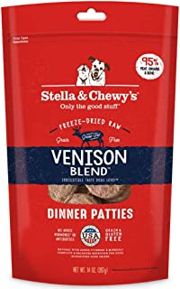 Stella & Chewy's Venison Blend (Venison & Lamb) Freeze Dried Dinner Patties 14oz