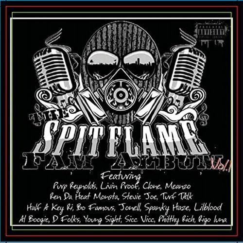 Spitflame Fam
