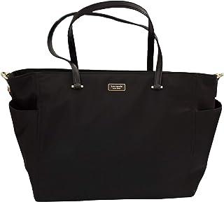 Kate Spade New York Dawn Baby Diaper Bag (Black)