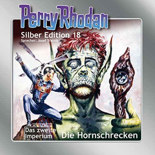 Hornschrecken audiobook cover art