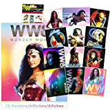 DC Comics Wonder Woman Poster Book Bundle Set ~ 12 Deluxe