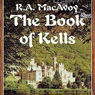The Book of Kells cover art