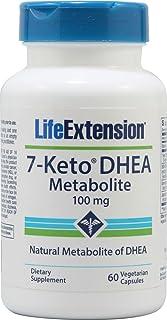 7-Keto DHEA Metabolite 100 mg, 60 Vegetarian Capsules