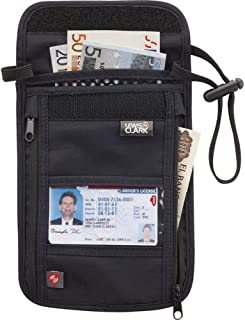 travel wallet anti theft