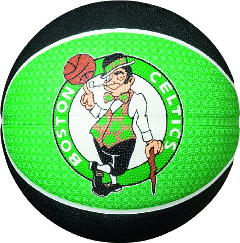 Spalding Ball NBA Team Boston Celtics