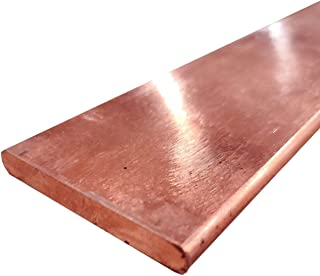 48 Inch GLC 3//8 Round Copper Bar Select Desired Length