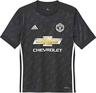 adidas Manchester United FC Away Youth Jersey [Black]