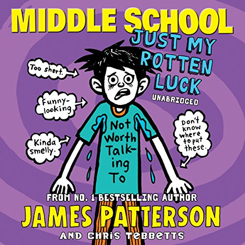 Middle School: Just My Rotten Luck cover art