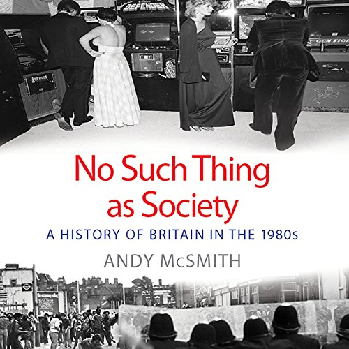 No Such Thing as Society audiobook cover art