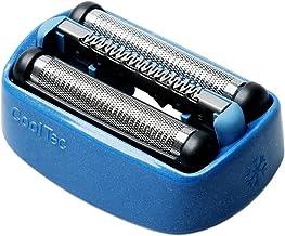 Benkeg Afeitadora H-Ead - Shaver Foil H-Ead Cassette Compatible con B-Raun Cooltec Ct2S Ct2Cc Ct3Cc Ct4S Ct4Cc