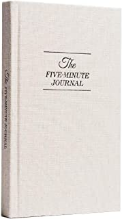 The Five Minute Journal: A Happier You in 5 Minutes a Day | Original Creator of The Five Minute Journal - Simple Daily Gui...