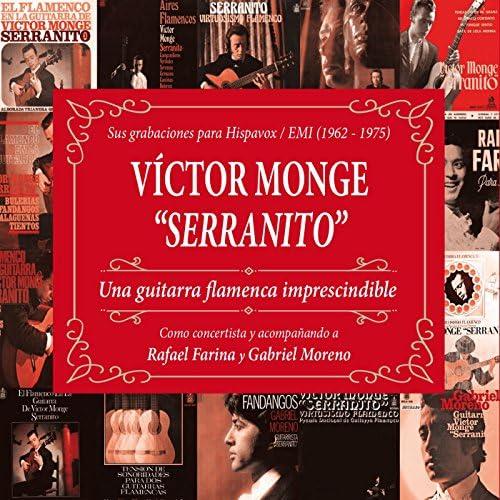 "Victor Monge ""Serranito"""