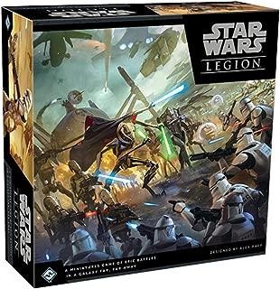 Fantasy Flight Games Star Wars Legion Miniatures: Clone Wares Core Set