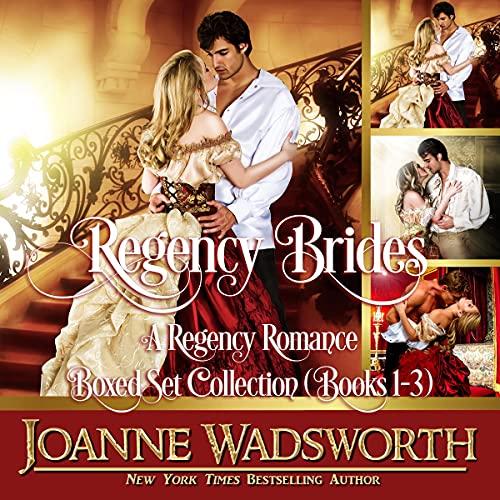 Regency Brides cover art